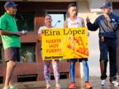 Corredores del Istmo se solidariza con Eyra López